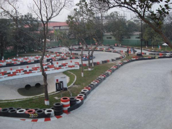 Xtreme Racing|Tourist Attractions - Dhaka